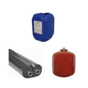Katilinių ir šildymo sistemų įranga